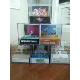 Cubos de diorama