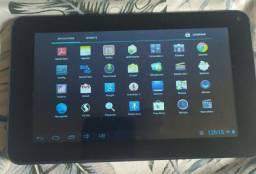Tablet Tectoy 7 polegadas funcionando perfeitamente bateria nova