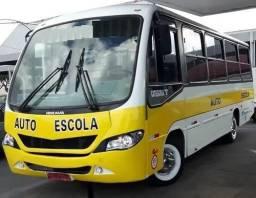 Micro Ônibus Ibrava Auto Escola 7.20 Mts 2012