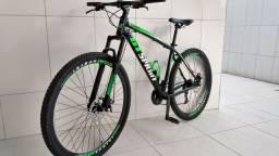 """bike GT alumínio aro 29"""""""