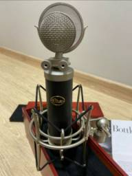 Microfone condenser baby bottle