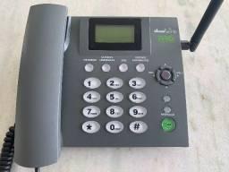 Telefone Celular Fixo Pro Eletronic Dual Chip