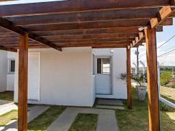 Casa em Condomínio com Escritura Grátis na Aparecidinha ? R$189.900,00