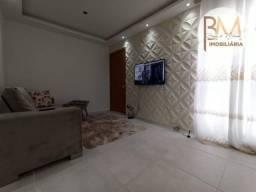 Apartamento com 2 dormitórios à venda, 42 m² por R$ 149.900,00 - Papagaio - Feira de Santa