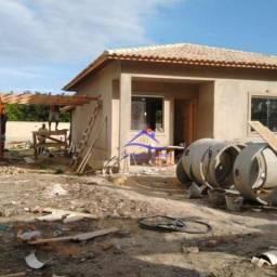 Casa com 2 dormitórios à venda, 65 m² por R$ 300.000 - Chácaras de Inoã (Inoã) - Maricá/RJ