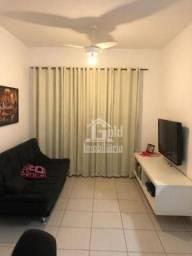 Apartamento com 1 dormitório para alugar, 44 m² por R$ 750,00/mês - Nova Aliança - Ribeirã