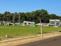 Terreno à venda com 405 m² por R$ 224.000 no Águas Claras Residence em Foz do Iguaçu/PR -