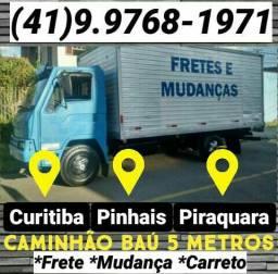 Frete Piraquara