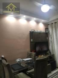 Apartamento à venda com 2 dormitórios em Coqueiral de itaparica, Vila velha cod:16082