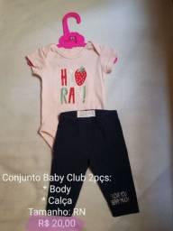 Conjunto Mini Baby Bloom