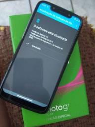 Moto G7 play edição especial 32gb