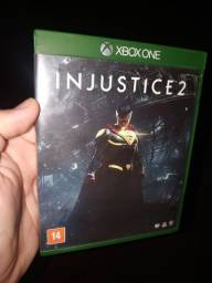 Injustice 2, só venda!