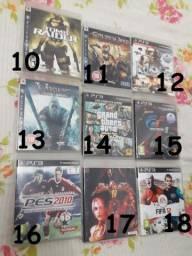 Jogos de PS3 Diversos - Preços Diversos