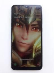 Samsung A10 telão 6.2 32 gigas aceito cartão