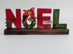 Enfeite Natalino Noel Madeira
