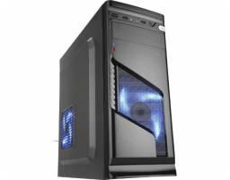 PC Amd Ryzen 3 3200G / 8GB / Ssd 120GB / Fonte 350W / Gab Gamer
