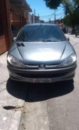 Vendo ou troco Peugeot 206 1.4 2005 Presence