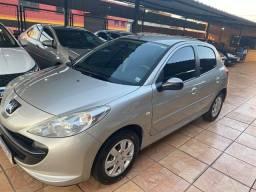 Peugeot 207 2009, 1.4 flex completo impecável