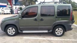 Fiat Doblo Adventure Xingu Locker (Linda)