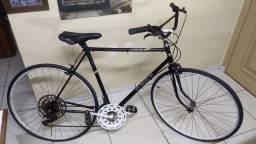 Bicicleta Monark super 10 marchas restaurada