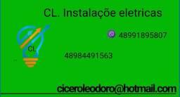 Cl instalações elétricas