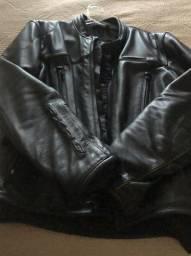Jaqueta de Couro FXRG - Harley Davidson - Tamanho M - Original