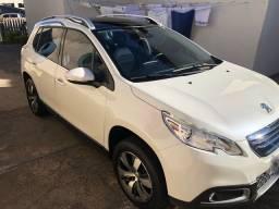 Peugeot 2008 ano 2016 flex