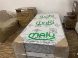 INOVE MOVEIS Cama Malu tamanho padrao cok pilow top 10cm promoção DE NATAL chega pra loja