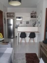 Apto muito bom todo mobilhado 900 metros do centrinho e da praia 2 quartos sendo 1 suite.
