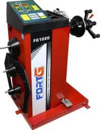 Balanceadora de Rodas Computadorizada Manual - FORTGPRO-FG1020<br>