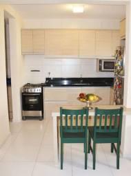 Apartamento 3 quartos com Suíte, cozinha mobiliada, Ármarios, Guarda Roupa Uvaranas