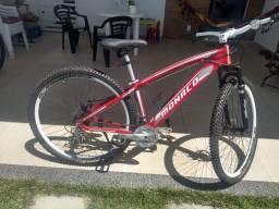 Vendo Bike Aro 29 -21 v Quadro Alumínio c/ Nota Fiscal
