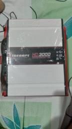 Vendo potencia taramps 3000W RMS