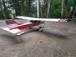 Aeromodelo Cessna treinador