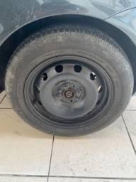 Jogo Rodas Aro 15 Fiat