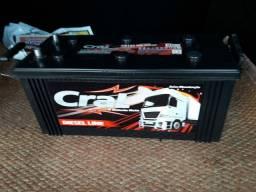 Baterias Caminhão 150 Amperes Crall