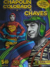 Álbum Figurinhas Chaves 2020 completo