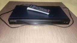 Aparelho de dvd Samsung com cobtrole