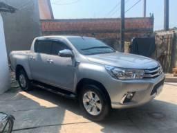 Toyota Hilux srv 2018 diesel
