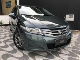 Honda city EX automático 2012