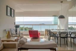 Apartamento 03 dormitórios frente mar centro Balneário Piçarras
