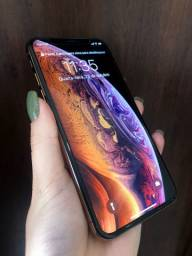 iPhone XS Gold impecável