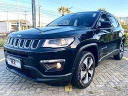 Jeep Compass Longitude Flex 2017 Único Dono Pack Premium