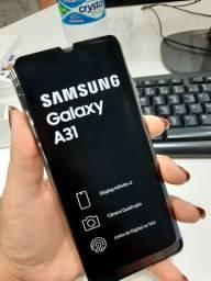 Samsung Galaxy A31 novo na caixa