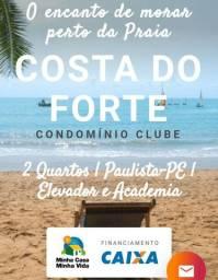Condominio club/2 quarto/closet// gas encanado