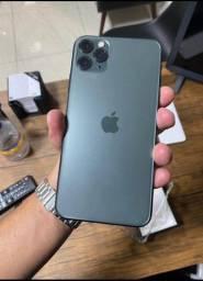 IPhone 11 Pro Max 256 verde meia noite