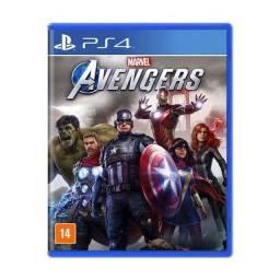 Avangers PS4 original, lacrado