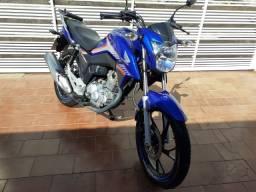 Titan 160 azul 2018 excelente estado
