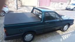 Vw Saveiro CL 1.6 Motor AP Gasolina 1995/1995
