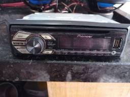 Som MP3 Pioneer com falantes 69